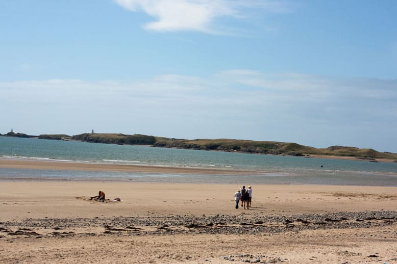 Things to do in Anglesey with children