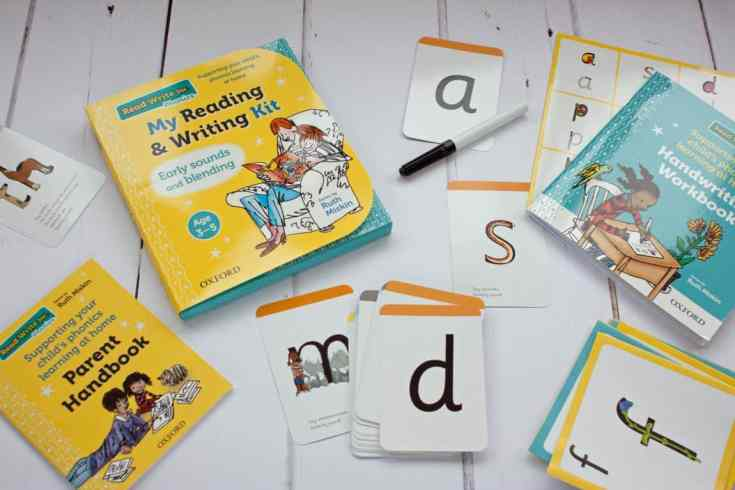 read write inc. my reading and writing kit