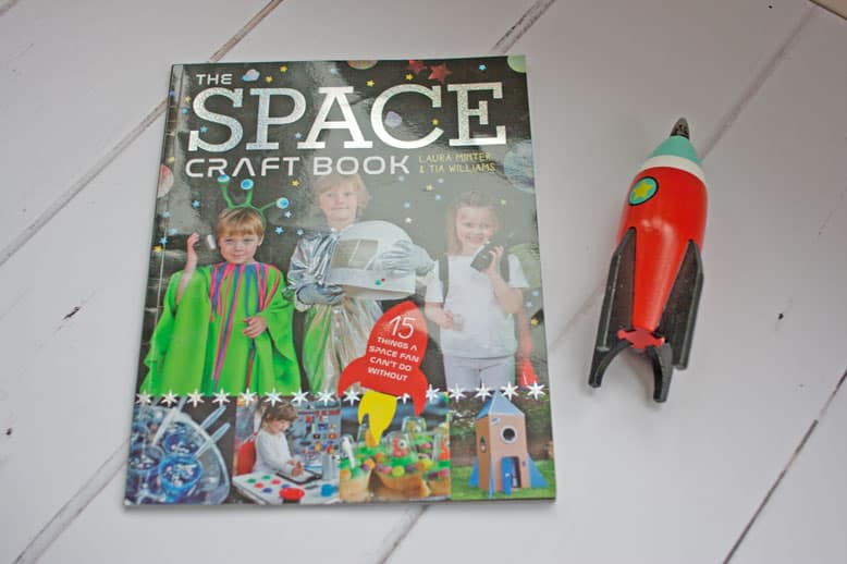 The space craft book review and giveaway