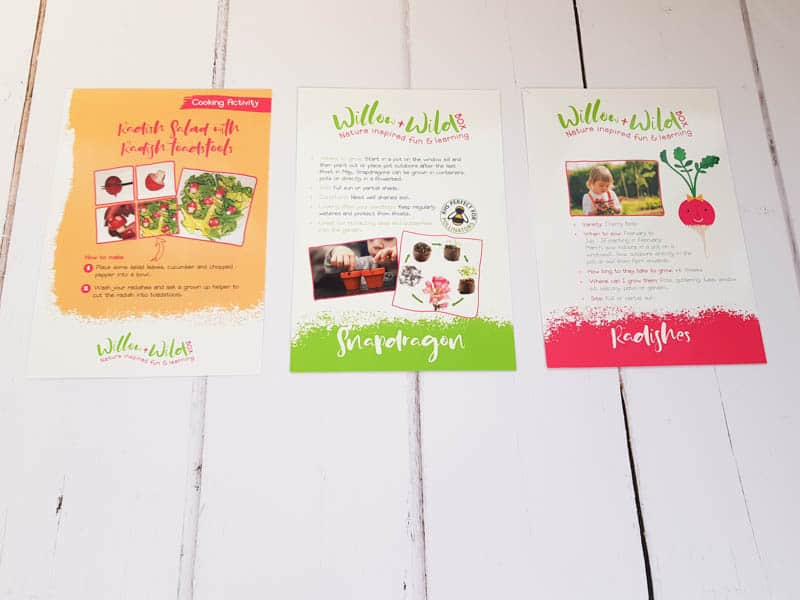 Wilow and wild subscription box review