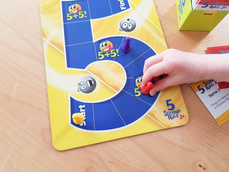5 Second Rule Junior Review