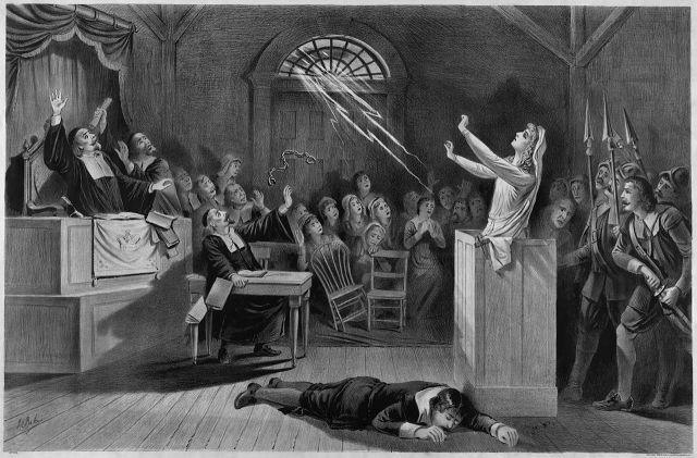 Salem Witch Tri=