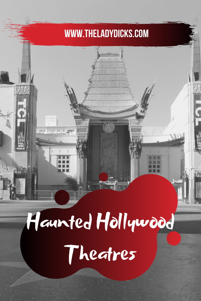 We're talking all about haunted Hollywood theatres in this episode. From the history of the TCL Chinese Theatre to the ghosts of the Vogue Theatre we've got some crazy tales!