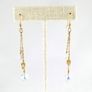Sparkle Dance earrings
