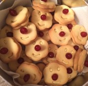 Red Nose Day Biscuits