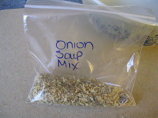 Homemade French Onion Soup Mix