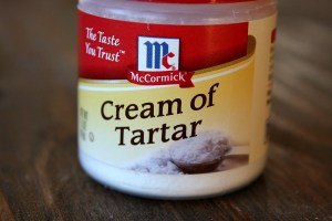 Cleaning Ideas: Remove Rust with Cream of Tartar!