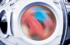Save $48.00 Annually By Running Laundry Through The Spin Cycle Twice!
