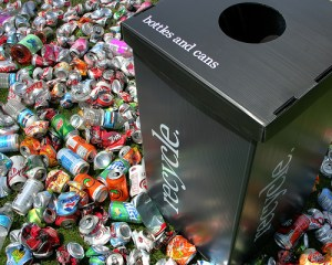 Save $20.00 Annually By Selling Back Your Aluminum Cans!