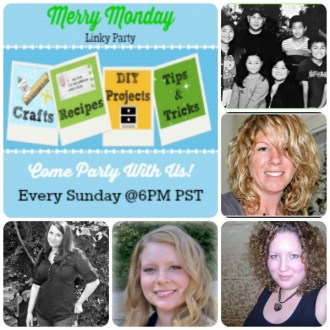 Welcome to the Merry Monday Link Party #20!