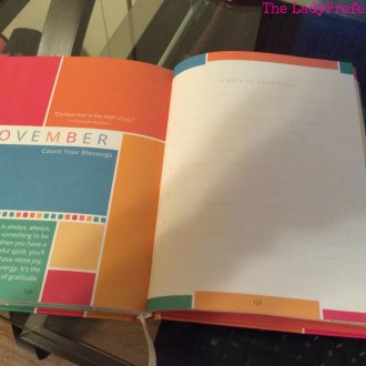 The #MoneySavingMom Gratitude Journal Review & Giveaway!