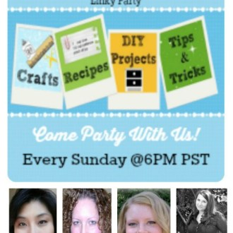 Welcome to the Merry Monday Link Party #34