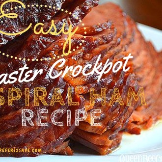 Crockpot Spiral-Cut Ham Recipe!