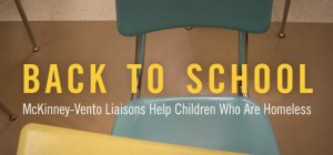 Help Homeless Students By Sharing Stockpiled Goods With Local Public Schools!