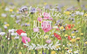 All Natural, Holistic Allergy Relief!