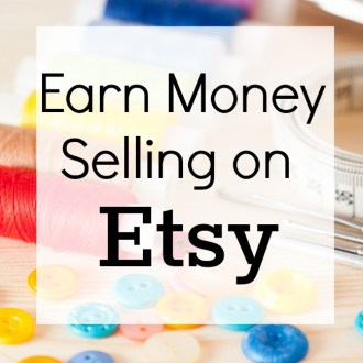 How To Earn Money Selling On ETSY!