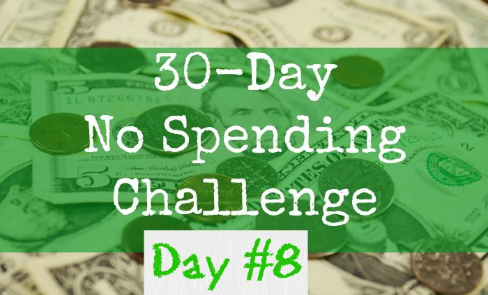 30-day-No-Spending-Chday8allenge-