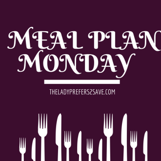 Meal Plan Monday & Weekly Stockpile Shopping Trip: 8/3-8/10/15
