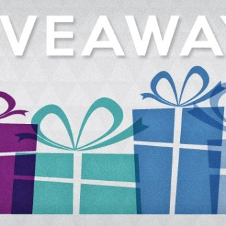 More giveaways coming to the blog in the month of September!