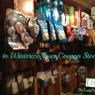 How to Winterize Your Pantry Stockpile!