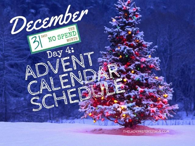 Countdown to Christmas- day 4