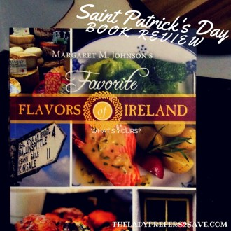 Book Review: Favorite Flavors Of Ireland, by Margaret M. Johnson