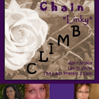 Welcome to this month's Chain Linky Party Climb!