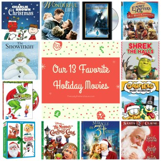 Our 13 Favorite Holiday Movies