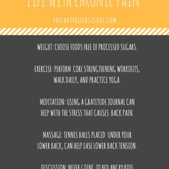 How to live a happy and purposed life with chronic pain