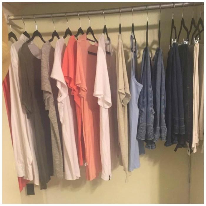 My Summer 2017 Plus Size Capsule Wardrobe