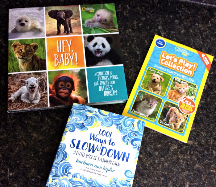 Nat Geo Kids: Hey, Baby! Review & Giveaway