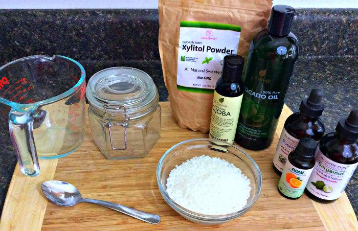 Winter Skin All-Natural Lotion Recipe