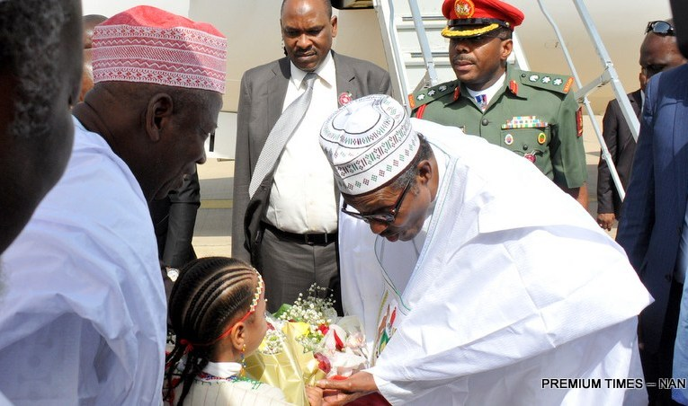 Image result for Why Buhari loves Nigeria more than himself – Governor Ganduje