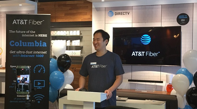 AT&T Fiber expands connection speed