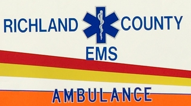 County's EMS Crews service community