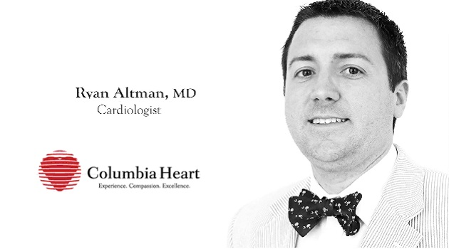 Columbia Heart welcomes new physician