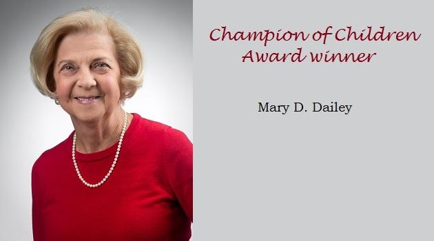 Palmetto Health names Champion of Children Award winner