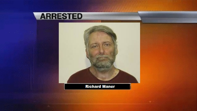 Lexington man charged with arson