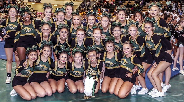 River Bluff JV won First Place in the 5A JV Division
