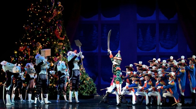 Carolina Ballet presents The Nutcracker starting November 21