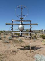 Noah Purifoy's Outdoor Desert Museum