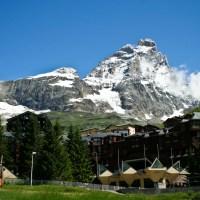 Viaje a Aosta (II): Breuil/Cervinia - Lago Goillet - Lago Blu