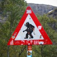 Viaje a Noruega (X): Åndalsnes - Trollstigen - Geirangerfjord - Briksdalsbreen - Fosnes