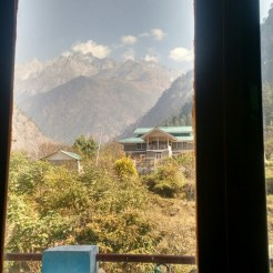 view from kasol room
