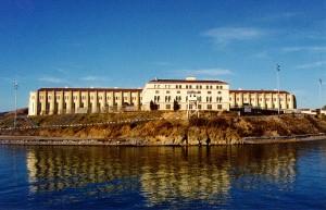 San Quentin State Prison, California.