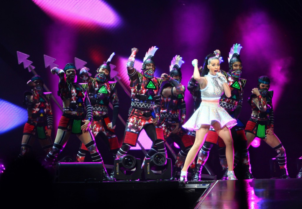Katy Perry Prismatic Nationwide Arena