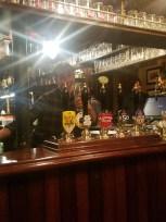 Our fun bartender :)