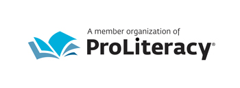 We are a ProLiteracy member organization.
