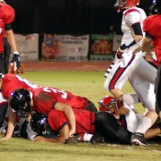 Varsity Football: Cowboys Top Knights, Improve to 3-0