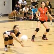 Girls Volleyball: Cowboys v. Cypress Bay Lightning